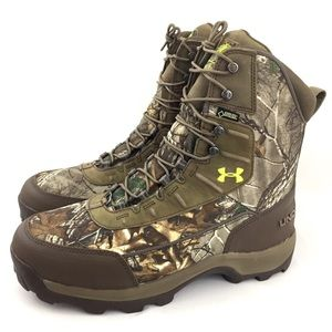 04fc47a47aa Under Armour Mens Brow Tine Boots 800G Insulated NWT